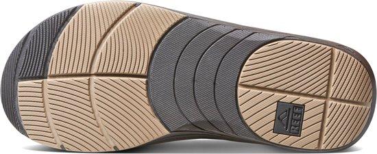 40 Heren Black Reef Maat tan Modern Slippers xFR5YwqA