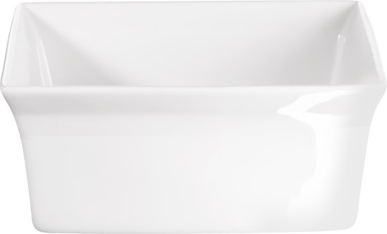 ASA Selection 250°C plus Poletto - Ovenschaal Vierkant - 18 x 18 x 8 cm