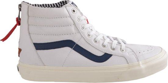 524c4ee5152 bol.com | Vans Sk8-Hi Zip CA (Varsity Stripe) - Sneakers - Unisex ...