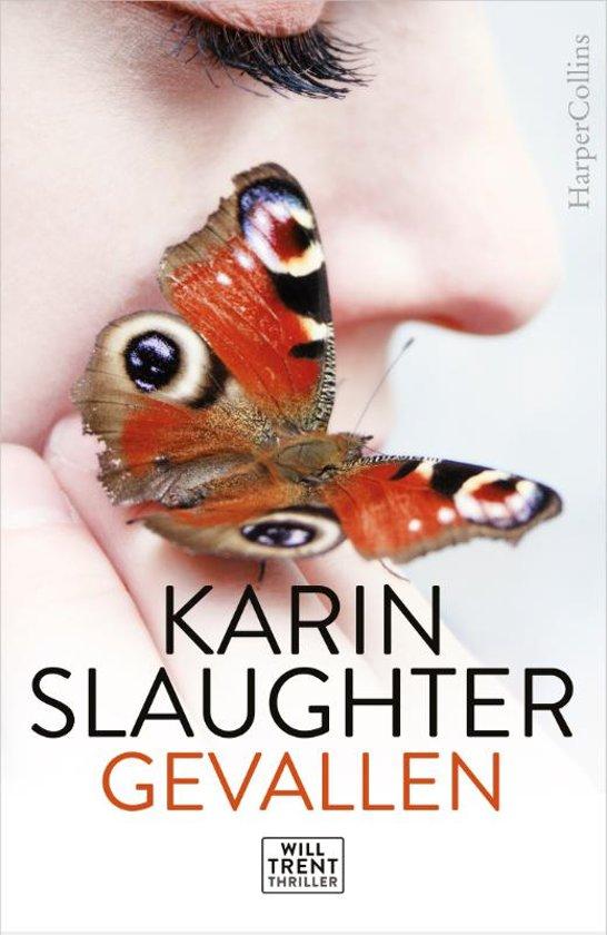 Boek cover Will Trent - Gevallen van Karin Slaughter (Paperback)