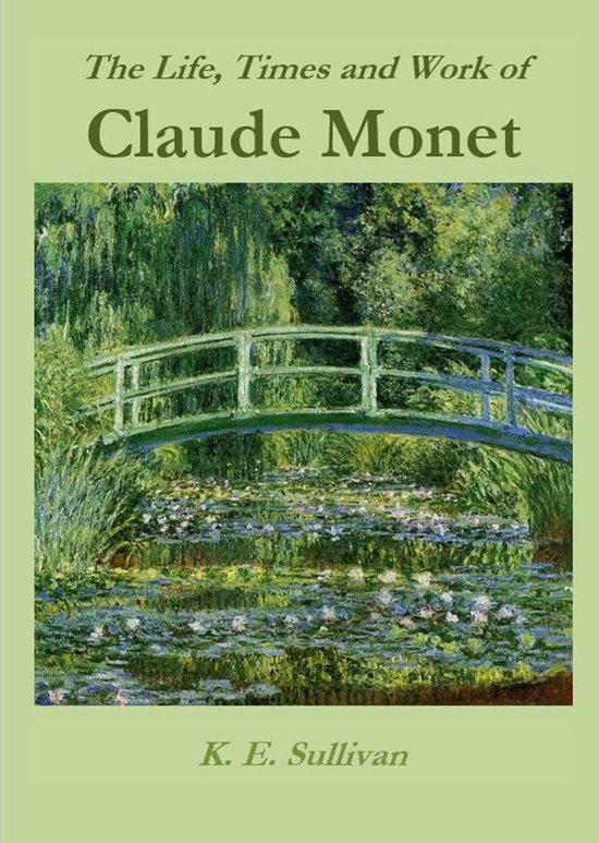 a paper on the life and works of claude monet The paper looks at the early years of claude monet, a seminal figure in the evolution of impressionism the paper discusses the development of his career and the rise of the impressionists and looks at several of his paintings.