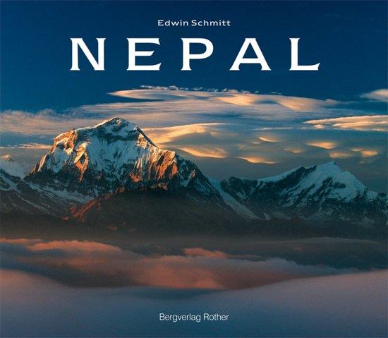 Cover van het boek 'Nepal (E.Schmitt)'