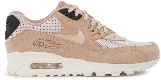 bol.com | Nike Sneakers Air Max 90 Pinnacle Dames Beige Maat 40