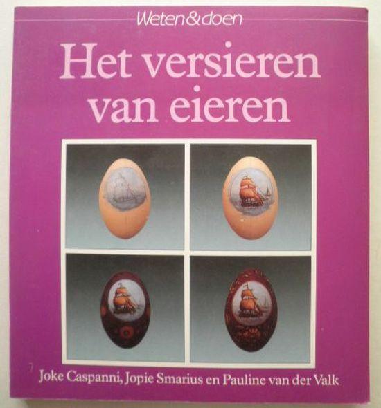 Versieren van eieren - Caspanni pdf epub