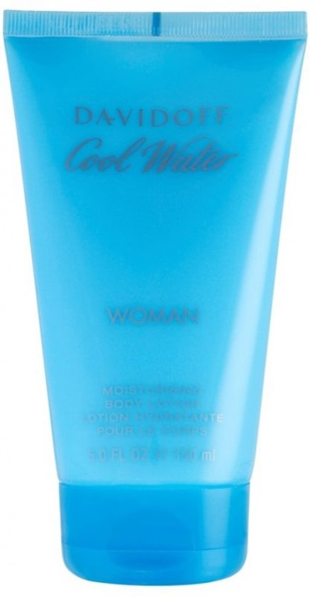 Davidoff Cool Water Woman Bodylotion - 150 ml