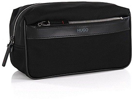 14293611f95 bol.com | Hugo Boss Digital Toilettas Black Nylon
