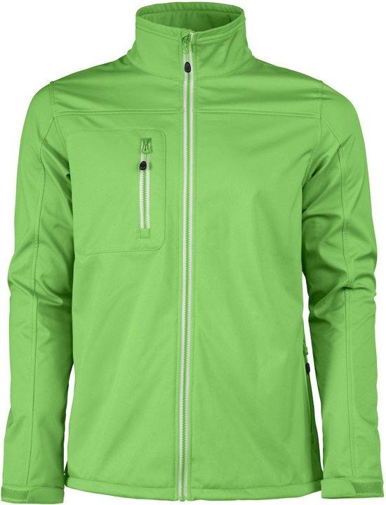 Printer Vert Softshell Jacket Lime XXL