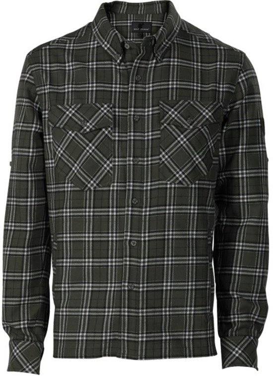 Wolf Camper Huntly heren shirt flanel