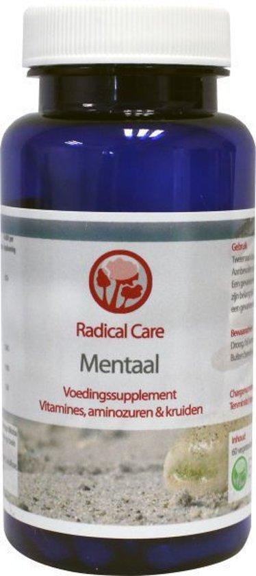 Nagel Radical Care Mentaal 60 vegicaps