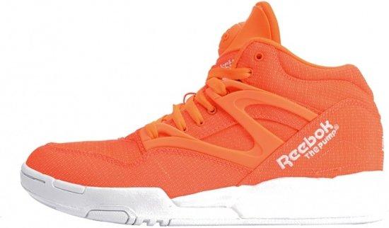 Chaussures De Pompe D'orange Reebok Taille 40 Hommes uKLq63K