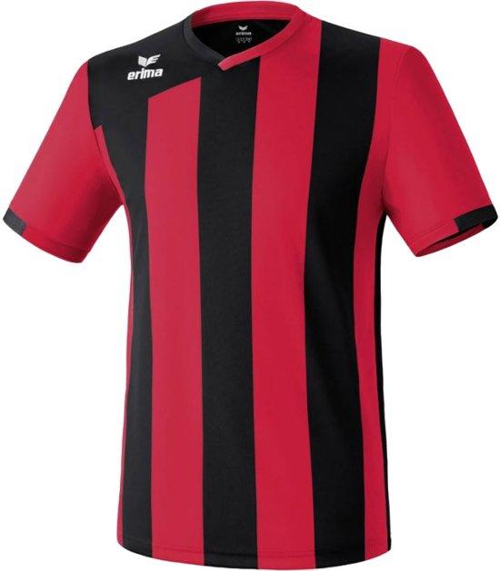 Erima Siena 2.0 KM - Voetbalshirt - Jongens - Maat 164 - Rood