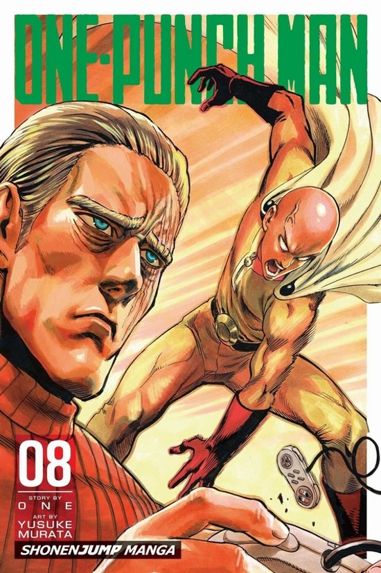 One-Punch Man - One