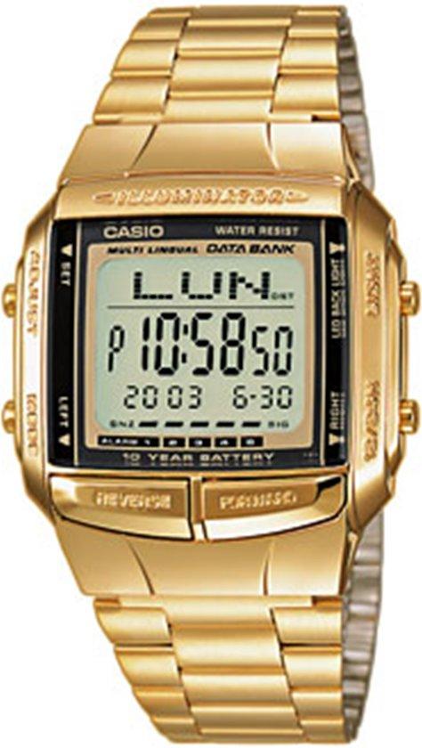 Casio Classic Retro Horloge DB-360GN-9AEF