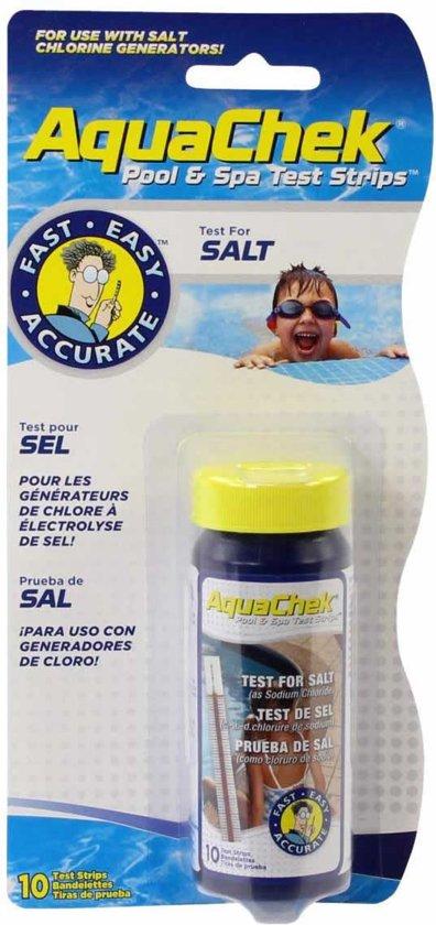 AquaChek test set voor zout