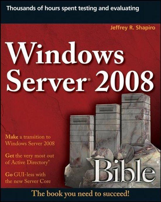 Server 2008 Ebook