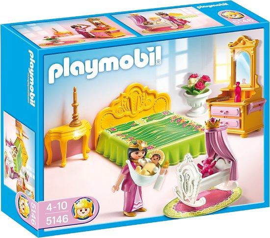 bol.com | Playmobil Koninklijke Slaapkamer met Wieg - 5146 ...