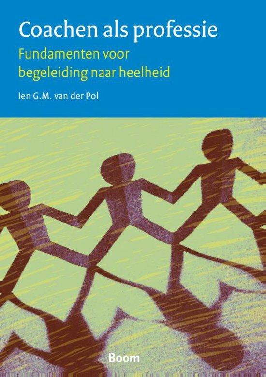 Boek cover Coachen als professie van Ien G.M. van der Pol (Paperback)
