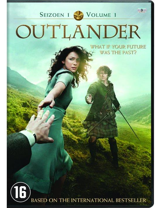 DVD cover van Outlander - Seizoen 1 (Deel 1)