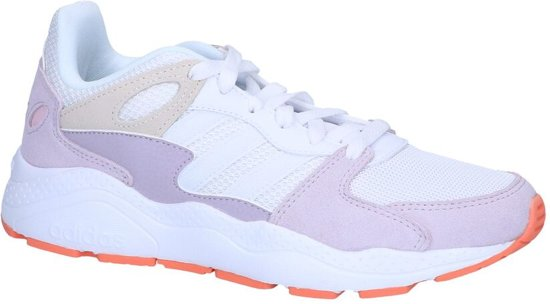 adidas Chaos Dames Sneakers - Ftwr White/Semi Coral - Maat 42