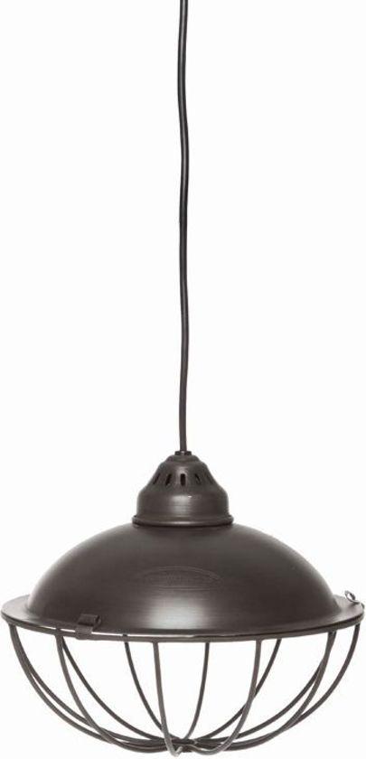 Riverdale Hanglamp Vintage.Bol Com Riverdale Hanglamp Vintage Zwart 25 Cm