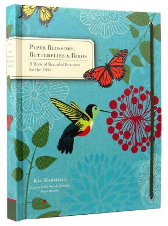 Paper Blossoms, Butterflies & Birds