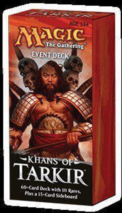 Afbeelding van het spel Magic the Gathering - Khans of Tarkir event deck