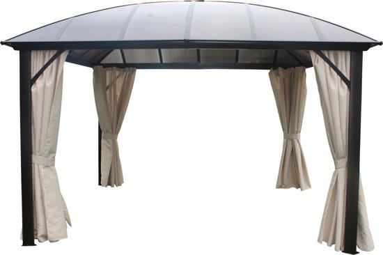 leco aluminium paviljoen profi met koepeldak. Black Bedroom Furniture Sets. Home Design Ideas