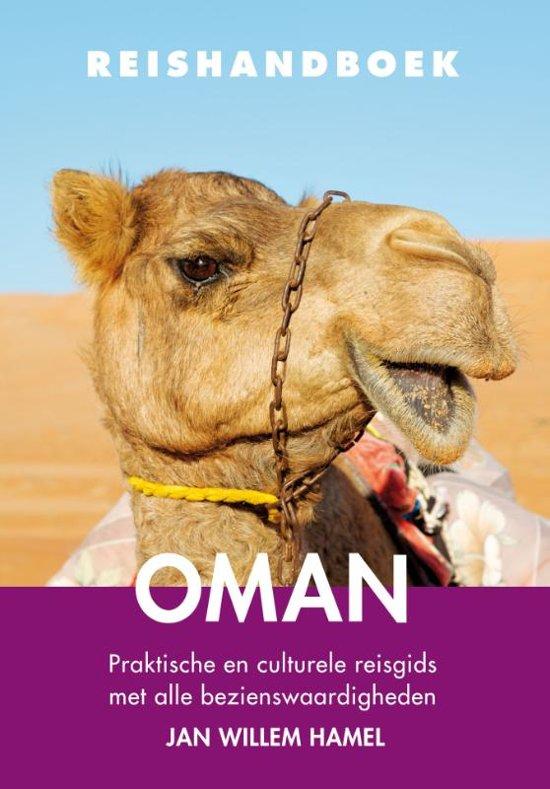 Reishandboek Oman cover