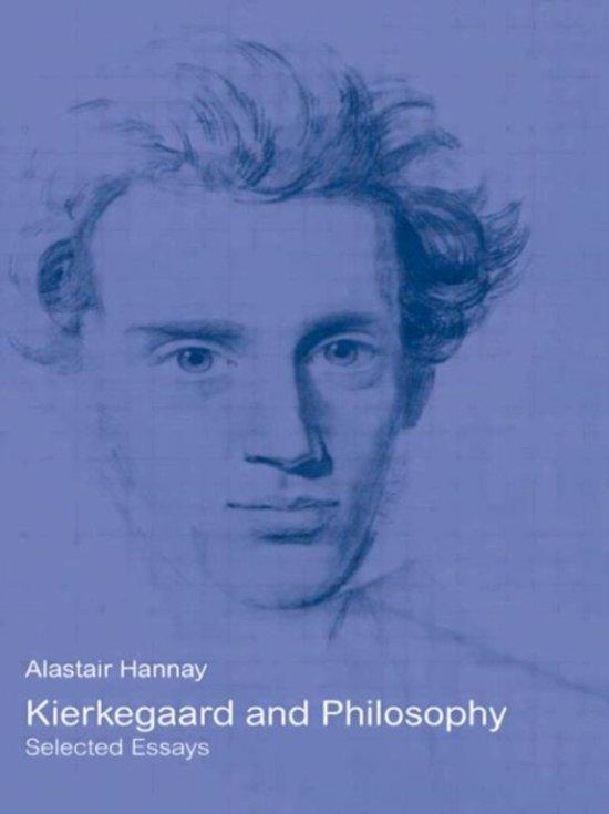 Kierkegaard and Philosophy