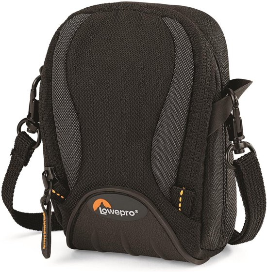 Lowepro Apex 20 AW Black |  cameratas voor compactcamera's
