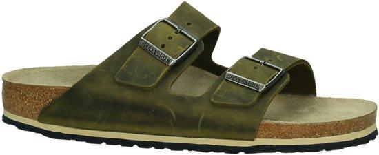 Sandales Birkenstock Arizona Gris PwumA