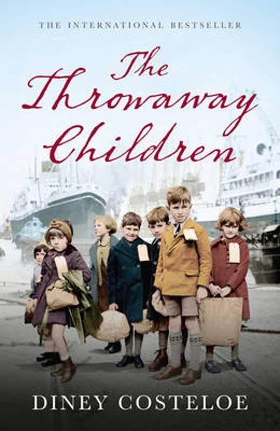 Boek cover The Throwaway Children van Diney Costeloe (Onbekend)
