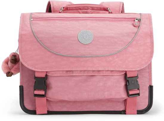 d661cb3a560 bol.com | Kipling Preppy Rugzak + Regenhoes - Kinderen - Pink Flash