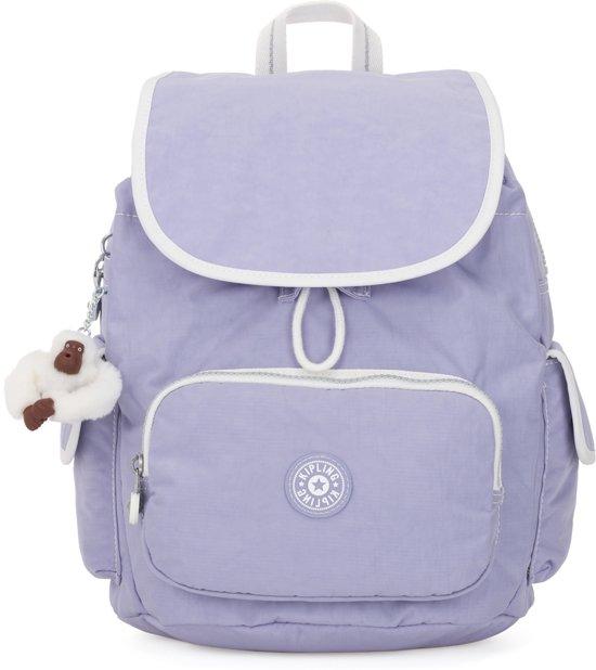 Kipling City Pack S Rugzak - Active Lilac Bl
