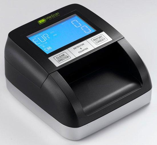 Betere bol.com | Vals geld scanner - Geld teller - Automatische nep geld UV-27