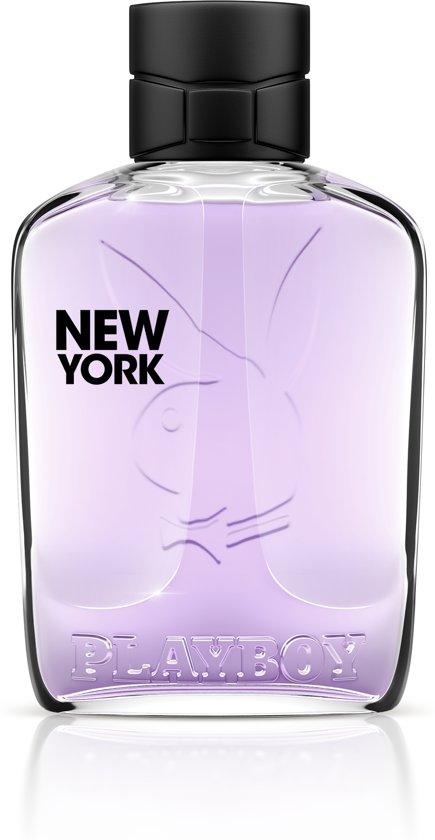 Playboy New York man Parfum - 100 ml - Eau de Toilette