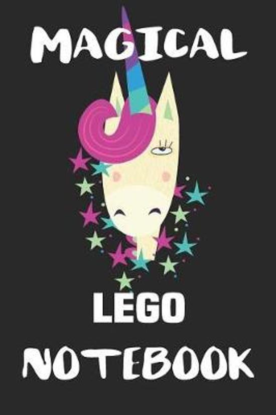 Magical Lego Notebook