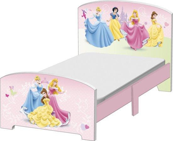 Juniorbed Tot Welke Leeftijd.Bol Com Disney Princessen Houten Junior Bed