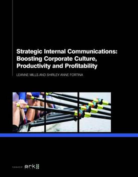 Strategic Internal Communications
