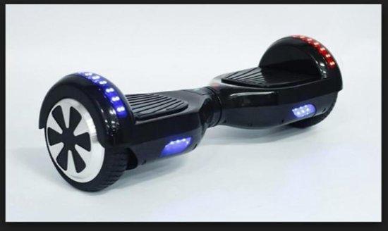 Fonkelnieuw bol.com | Hoverboard / Oxboard Zwart met Bluetooth en Samsung RQ-84