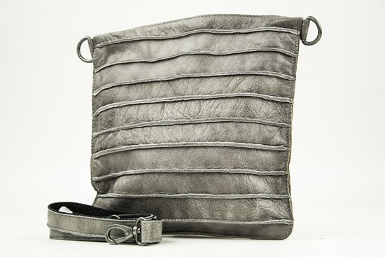 4631665e673 bol.com | Bag2Bag Schoudertas Hady Grey