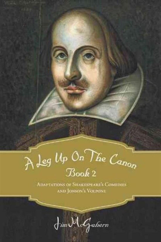 A Leg Up on the Canon, Book 2