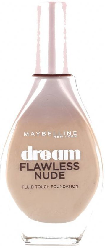 Maybelline Dream Flawless Nude Foundation - 22 Natural Beige