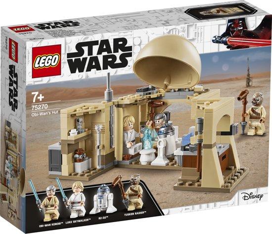 bol.com | LEGO Star Wars Obi-Wans Hut - 75270