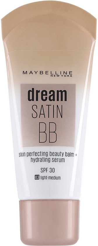 Maybelline Dream Satin BB Cream - Light-Medium