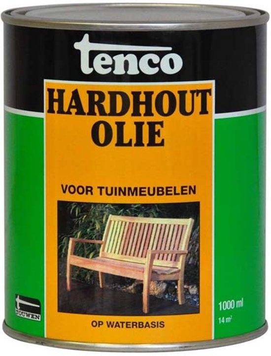 Voorkeur bol.com | Tenco Hardhoutolie Wb - 1 L MF39