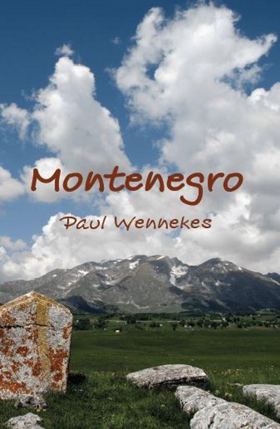 Reisgids: Montenegro cover