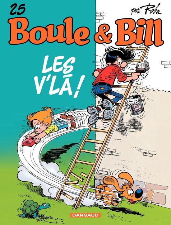 Boule et Bill - tome 25 - LES V'LA !