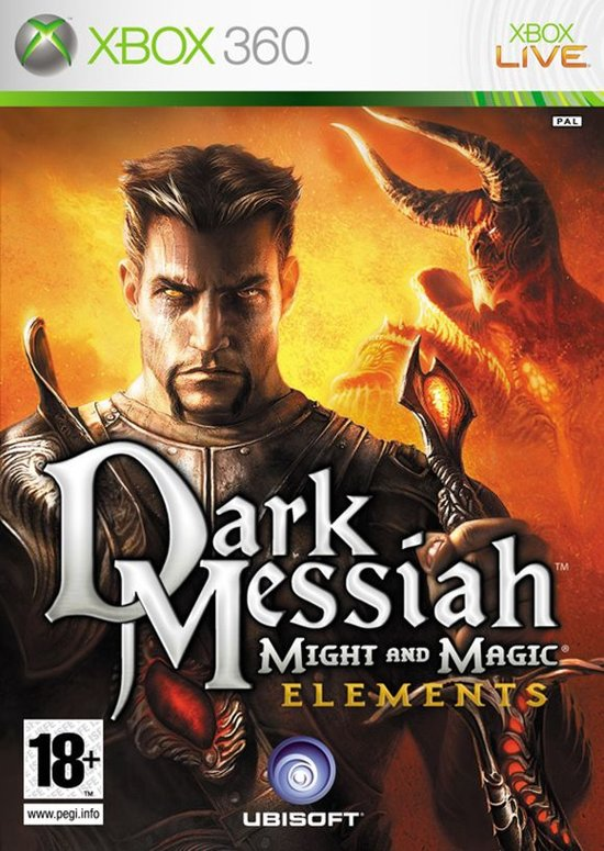 Dark Messiah of Might and Magic - Elements