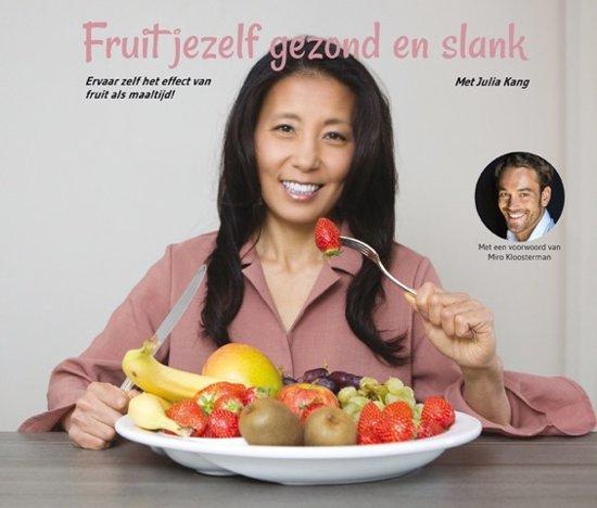 Fruit jezelf gezond en slank